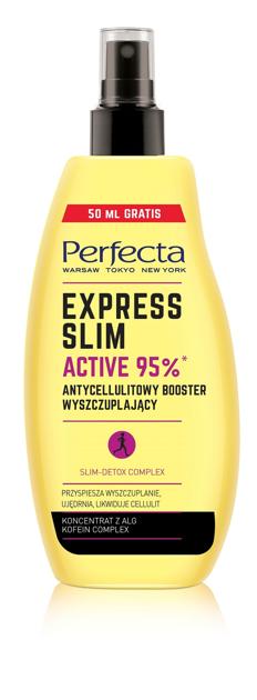 """Perfecta Express Slim Active 95% Antycellulitowy Booster wyszczuplający  200ml"""""""