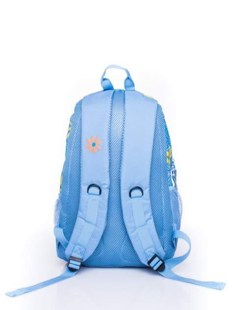 Plecak szkolny DISNEY z motywem kwiatowym                                  zdj.                                  3