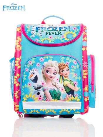 Plecak szkolny dla dziewczynki nadruk FROZEN