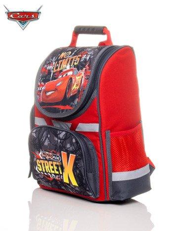 Plecak szkolny z motywem CARS
