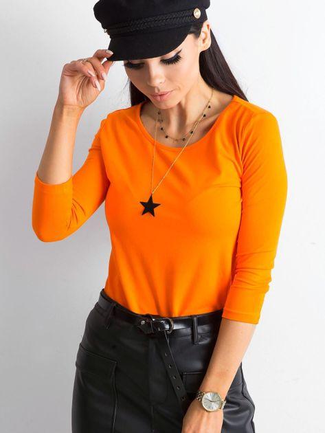 Pomarańczowa bluzka Mona                              zdj.                              1