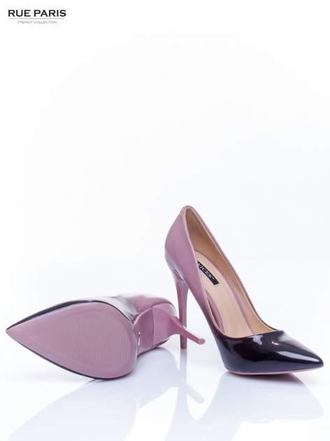 Purpurowe szpilki ombre                                  zdj.                                  5