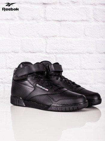 REEBOK Czarne buty sportowe męskie Ex-O-Fit Hi                               zdj.                              2