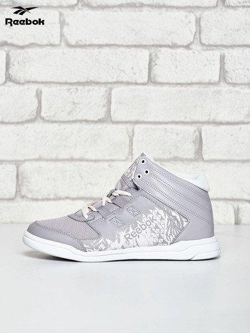REEBOK Jasnoszare buty damskie za kostkę                                  zdj.                                  5