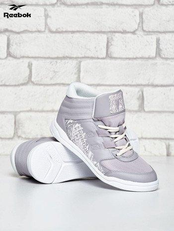 REEBOK Jasnoszare buty damskie za kostkę                                  zdj.                                  3