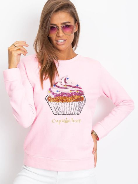 Różowa bluza Shaina                              zdj.                              6