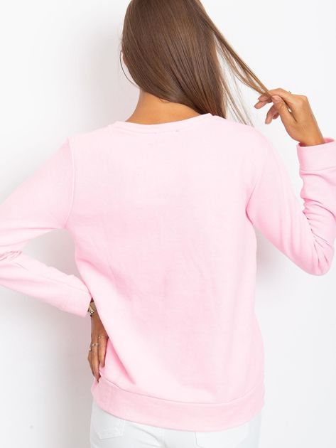 Różowa bluza Shaina                              zdj.                              2