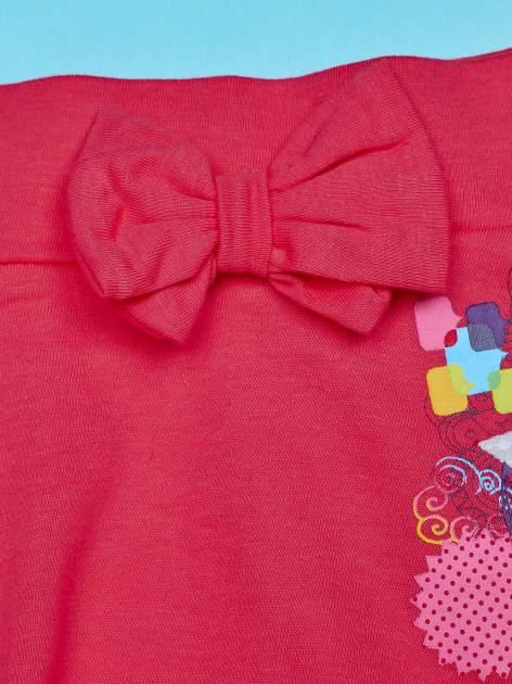 Różowa spódnica dla dziewczynki FURBY                                  zdj.                                  5