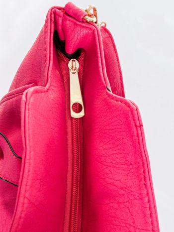 Różowa torba shopper bag                                  zdj.                                  9