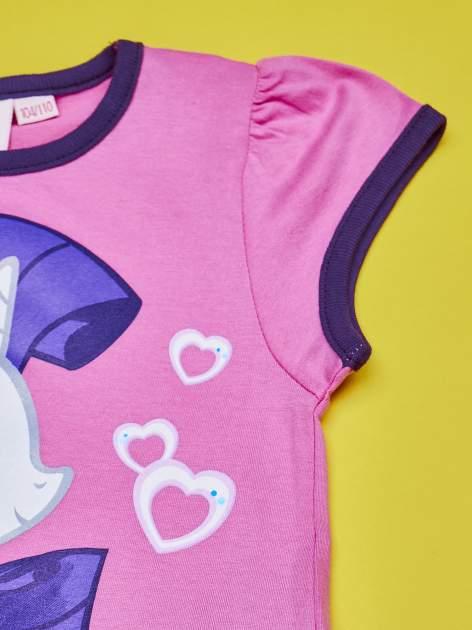 Różowa tunika dla dziewczynki MY LITTLE PONY                                  zdj.                                  5