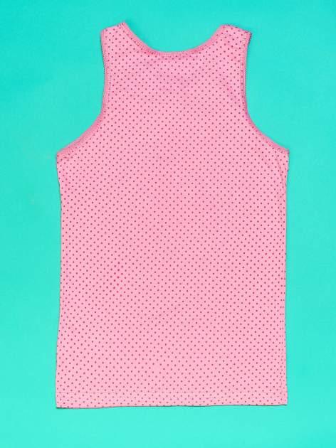 Różowy komplet do spania dla dziewczynki KUROMI                                  zdj.                                  4
