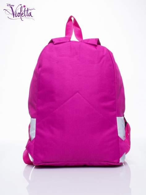 Różowy plecak szkolny DISNEY Violetta                                  zdj.                                  4