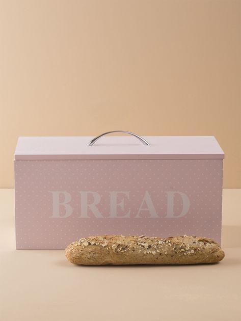 Różowy pojemnik na chleb                              zdj.                              1