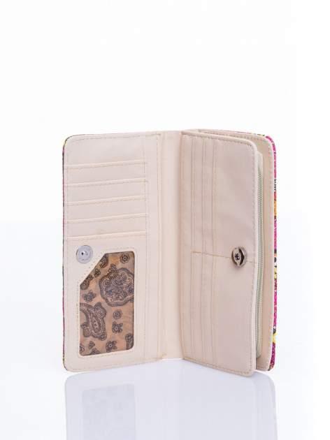 Różowy portfel w sówki                                  zdj.                                  5