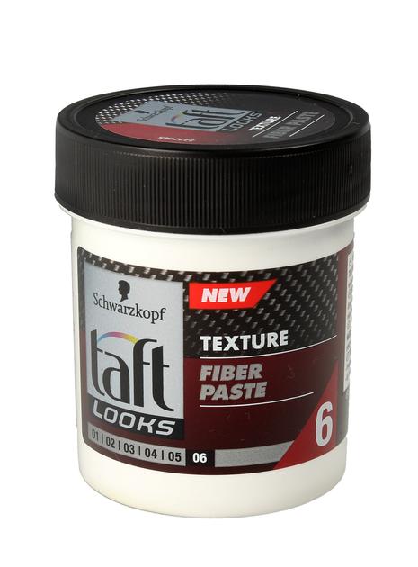 """Schwarzkopf Taft Looks Fiber Paste Pasta do włosów nadająca teksturę 130ml"""""""