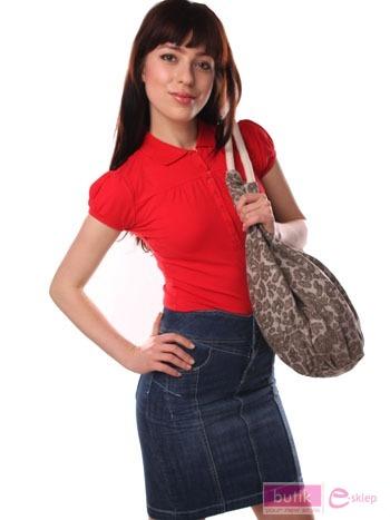 Spódnica jeansowa                                  zdj.                                  4