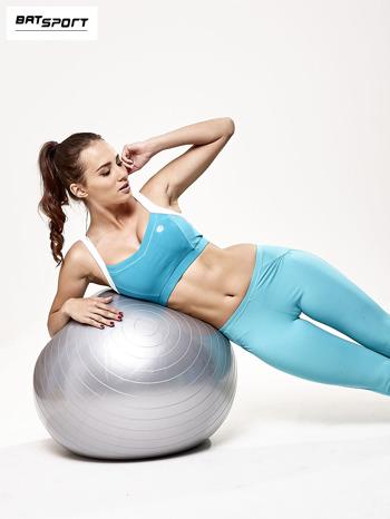 Srebrna średnia piłka fitness                                  zdj.                                  9