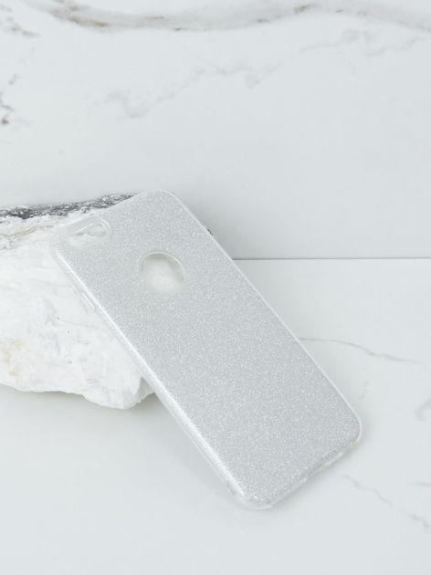 Srebrne brokatowe etui do iPhone 6G                              zdj.                              2