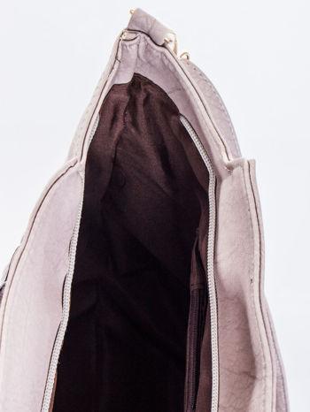 Szara torba shopper bag                                  zdj.                                  11