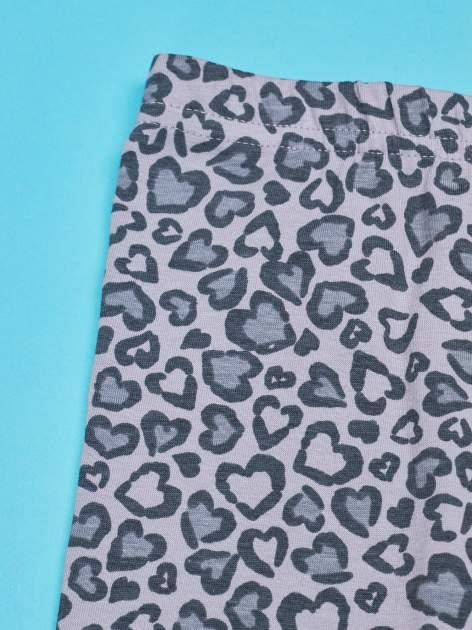 Szare legginsy dla dziewczynki 101 DALMATYŃCZYKÓW                                  zdj.                                  4