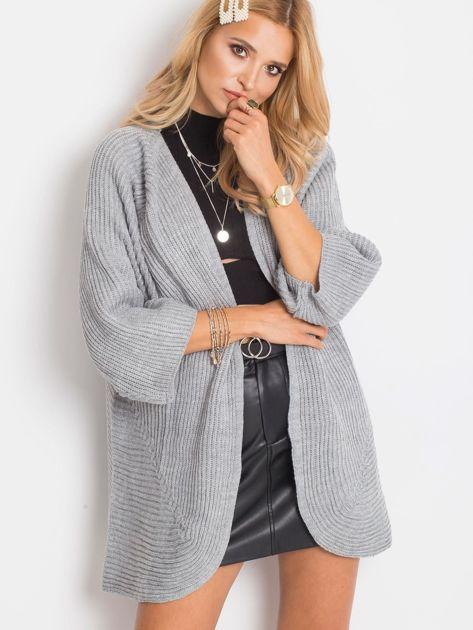 Szary sweter Spotlight                              zdj.                              6