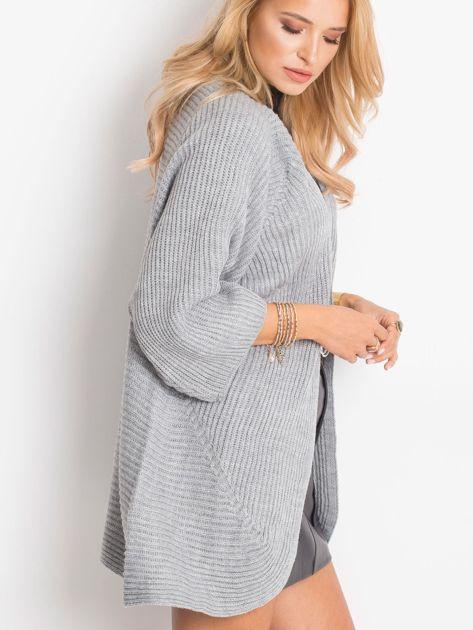 Szary sweter Spotlight                              zdj.                              3