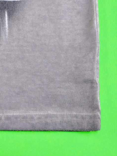 Szary t-shirt chłopięcy STAR WARS                                  zdj.                                  5
