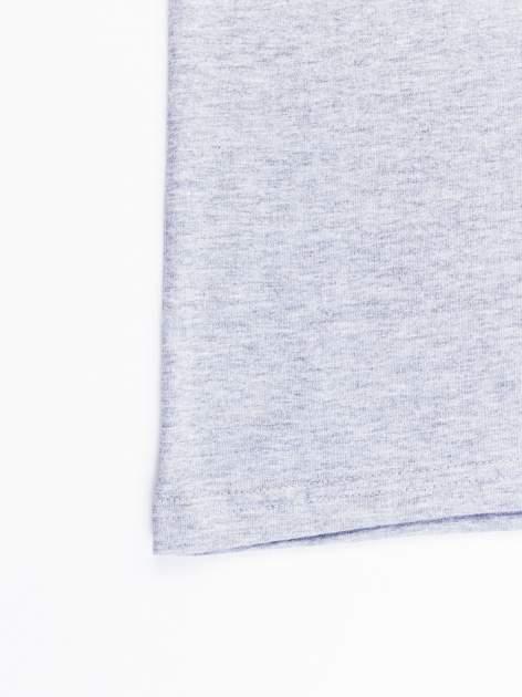 Szary t-shirt męski LOONEY TUNES                                  zdj.                                  12