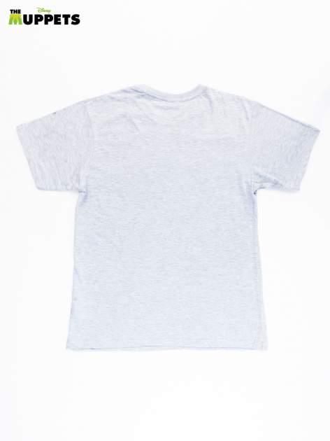 Biały t-shirt męski THE MUPPETS                                  zdj.                                  2