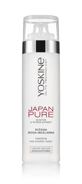 "Yoskine Japan Pure Ryżowa Woda Micelarna 200ml"""