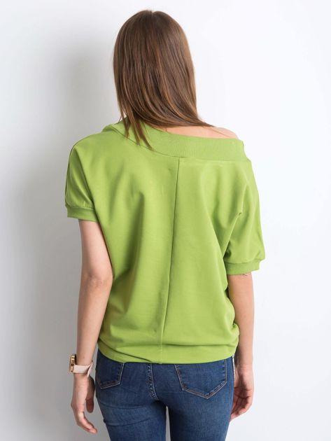 Jasnozielona bluzka Lemontree                              zdj.                              2