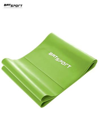 Zielona guma do ćwiczeń poziom średni                                  zdj.                                  3