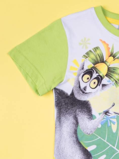 Zielona piżama chłopięca KRÓL JULIAN                                  zdj.                                  5