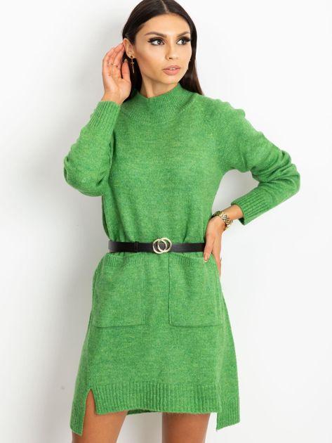 Zielona sukienka Harmony                              zdj.                              1