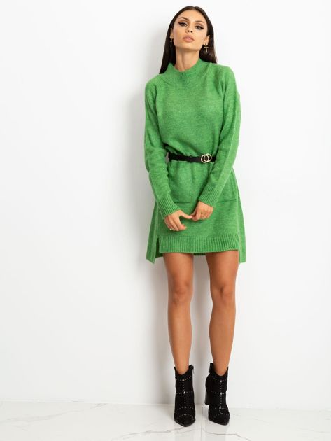 Zielona sukienka Harmony                              zdj.                              4