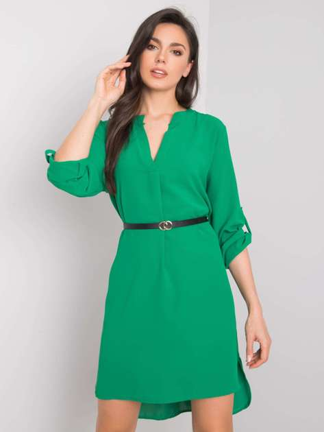 Zielona sukienka Stella