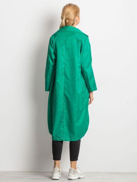 Zielony płaszcz Flatscreen                              zdj.                              2