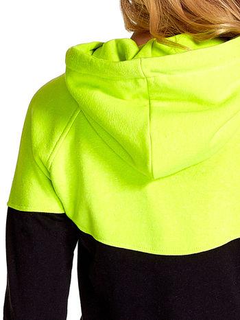 Żółta bluza z czarnym pasem                                  zdj.                                  8