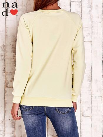 Żółta bluza z łapaczem snów                                  zdj.                                  4