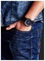 BINGO nowoczesny męski zegarek na miękkim żelowym pasku MEN'S MILITARY STYLE                                  zdj.                                  3