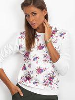 Biała klasyczna bluza damska                                  zdj.                                  1
