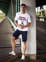 Biały t-shirt męski MINIONS                                                                           zdj.                                                                         10