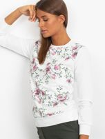 Bluza w kwiecisty wzór                                  zdj.                                  2