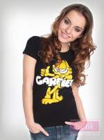 Bluzka z wizerunkiem Garfielda