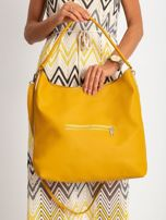 Ciemnożółta torba na ramię                                  zdj.                                  2