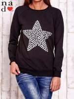 Czarna bluza z gwiazdą                                  zdj.                                  1