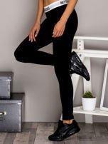 Czarne legginsy BETTER BODIES                                  zdj.                                  5