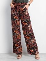Czarno-różowe spodnie Fairytail                                  zdj.                                  1