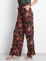 Czarno-różowe spodnie Fairytail                                  zdj.                                  3