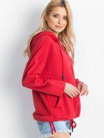 Czerwona bluza Replicating                                  zdj.                                  3